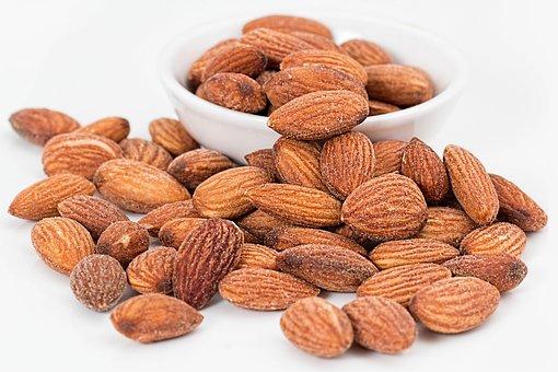 Almendra quema grasa efectos secundarios: Cuidado con las alergias